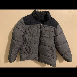 Gap boys size 12 puffer jacket